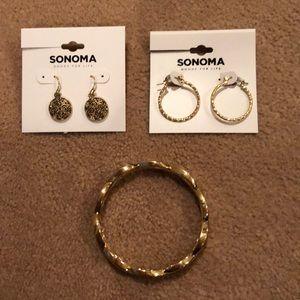 Sonoma Jewelry Set